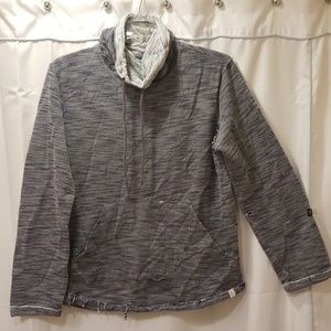 Free Planet Cowelneck pullover Size L